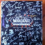World of WarCraft schwag - WoWza!